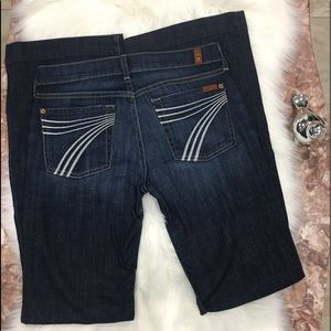 ✨coming soin✨ 7 for all man kind dojos Sz 27